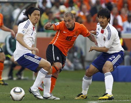 E組 オランダ対日本 ロイター