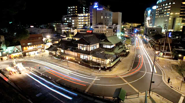 A Time Lapse Journey Through Japan