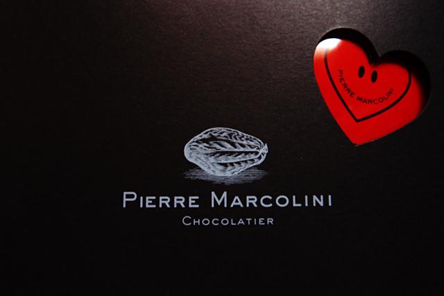 PIERRE MARCOLINI CHCOLATIER