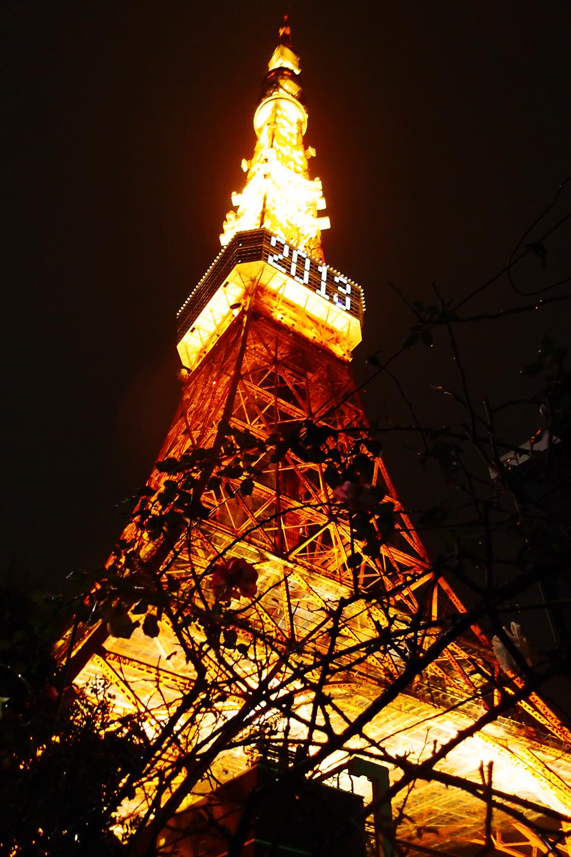 東京タワー2013