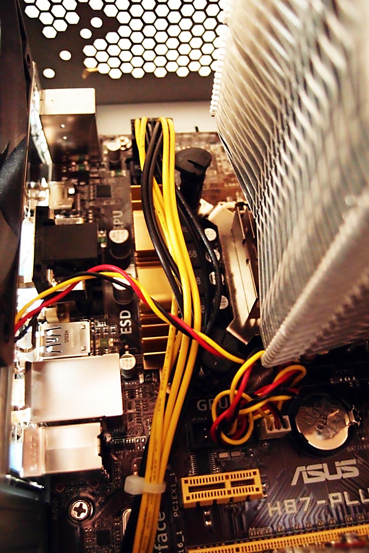Core i7-4770 メモリ 8GB×2 16GB
