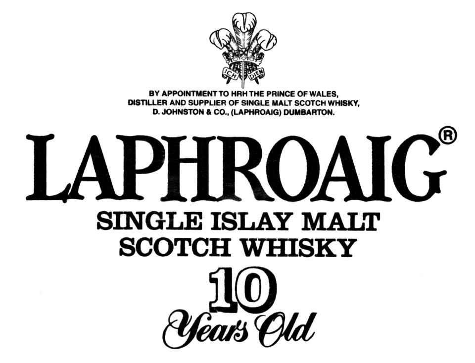 Laphroaig [ラフロイグ]